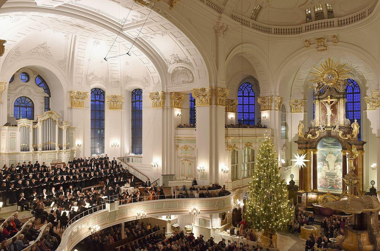 St Michaelis Hamburg Konzerte