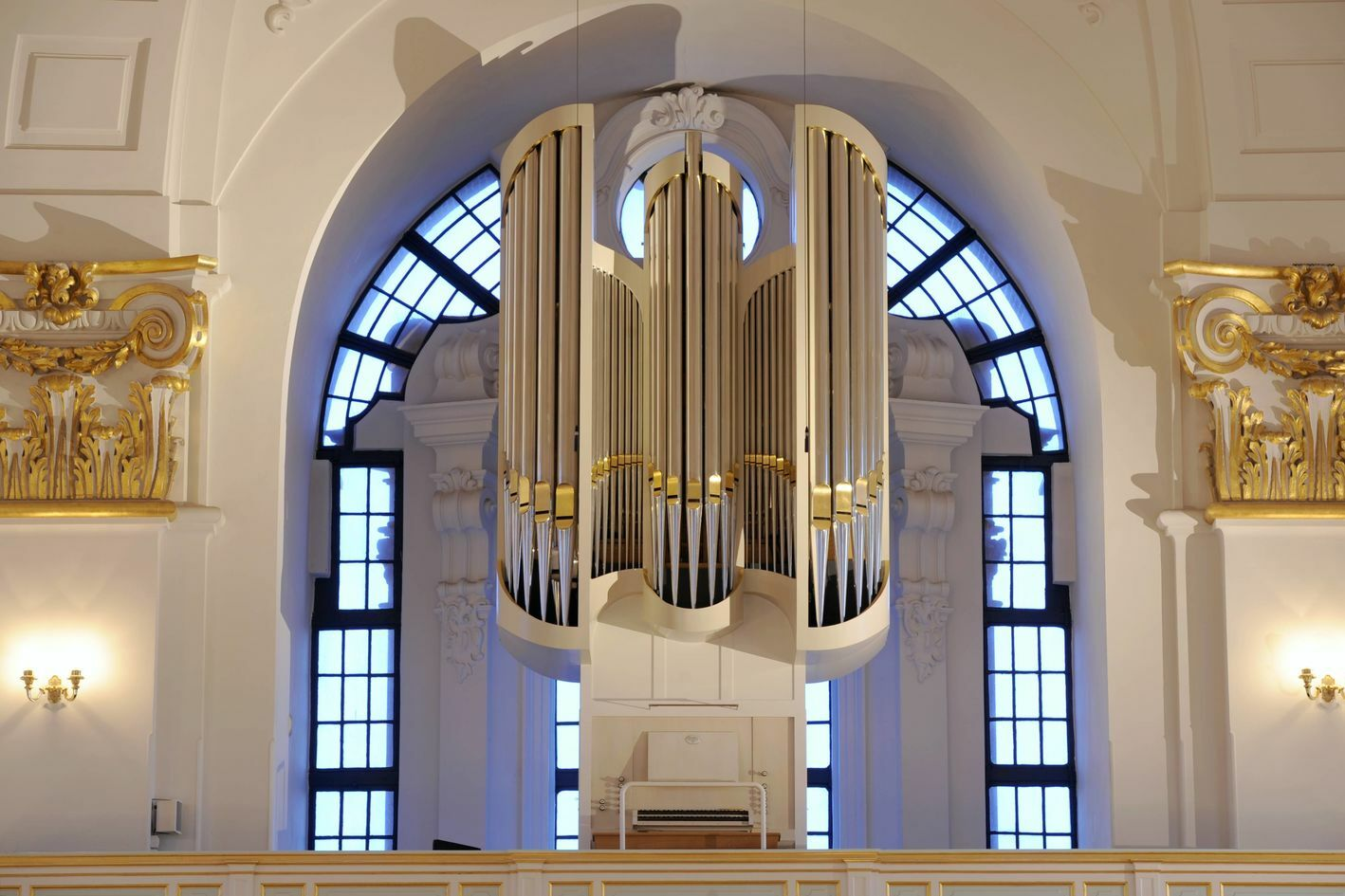 The Carl-Philipp-Emanuel-Bach organ
