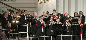 The St. Michael's Horn Ensemble