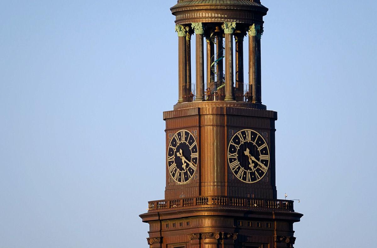 Größte Turmuhr Deutschlands