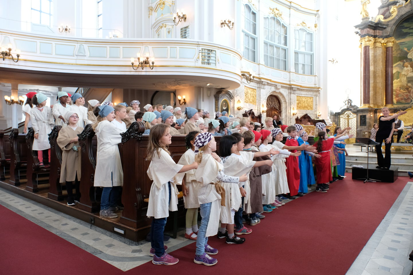 Singschule St. Michaelis - Luther Musical
