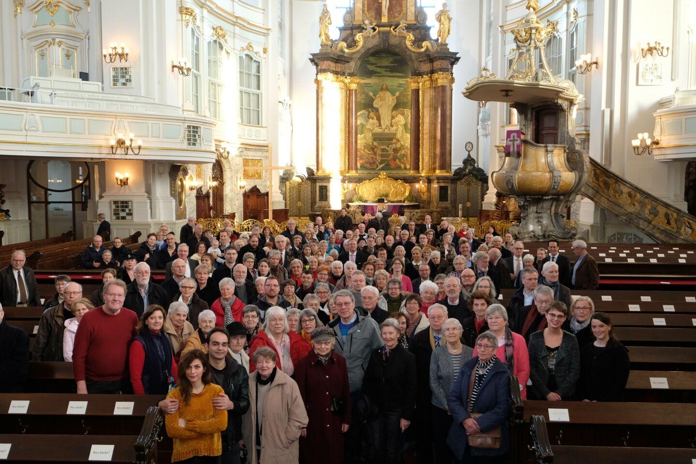 St. Michaelis Hamburg Konzerte